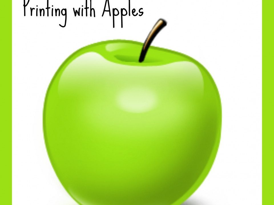 Apples themed crafts, harvest crafts, autumn crafts, apples