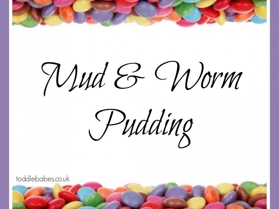 Mud & Worm Pudding