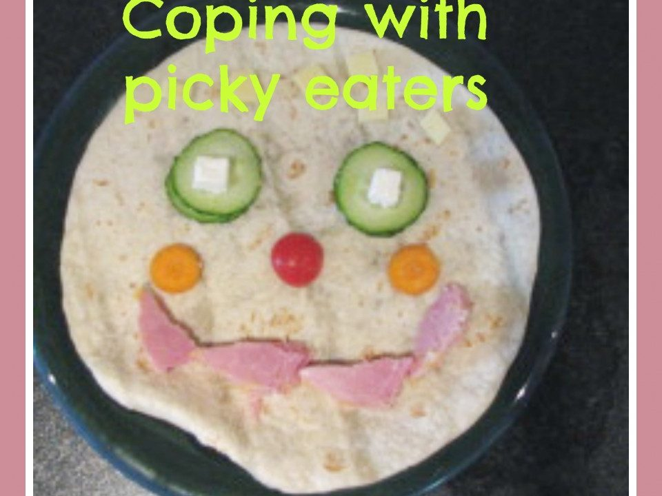 Coping with picky eaters