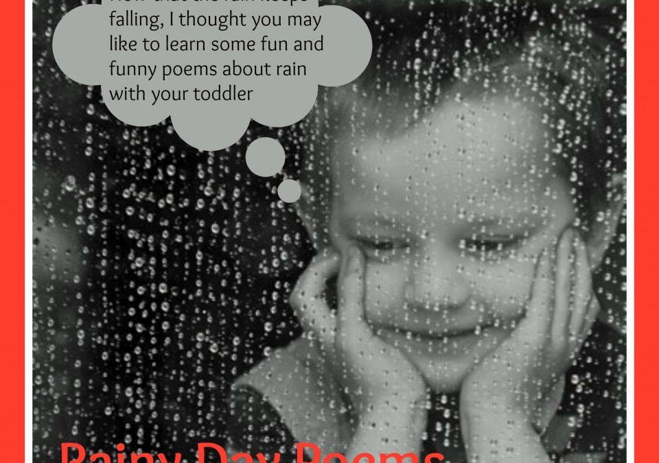 rain Poems, weather poems,