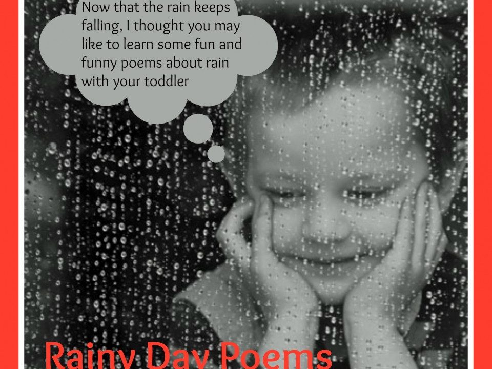 rain Poems, weather poems,