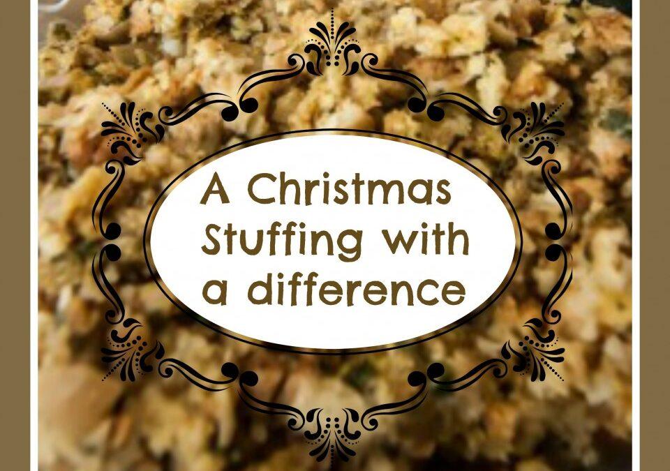 Stuffing recipe, fruity stuffing