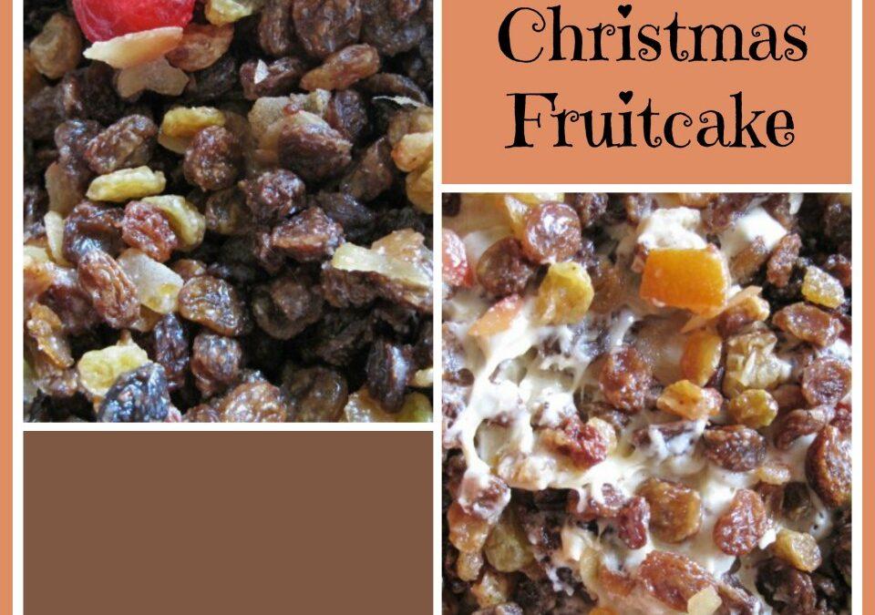 Quick Christmas Fruitcake