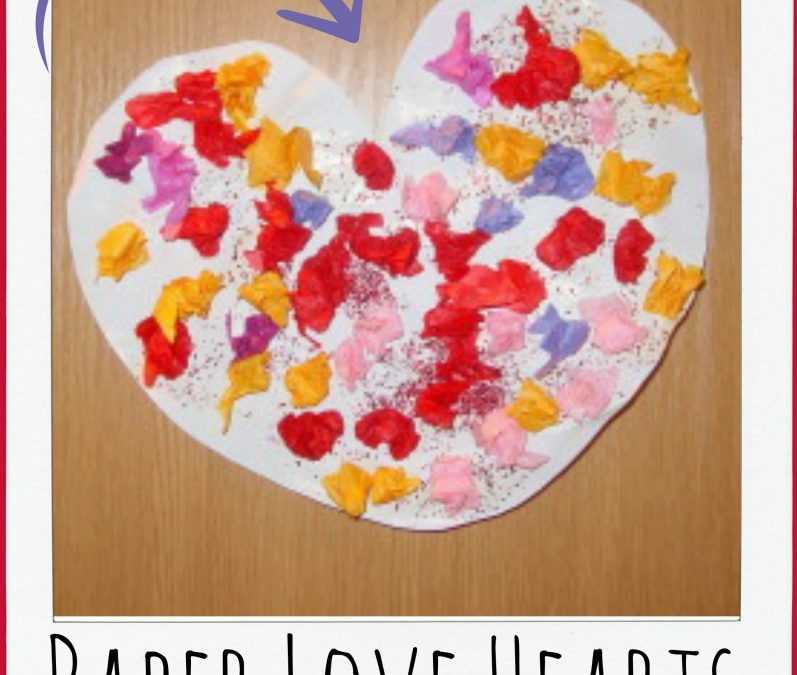 valentine's day crafts, heart crafts, I love you,