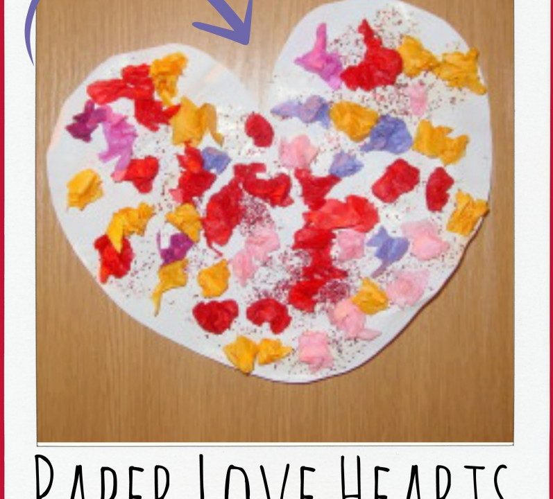 valentine's day crafts, heart crafts, I love you,