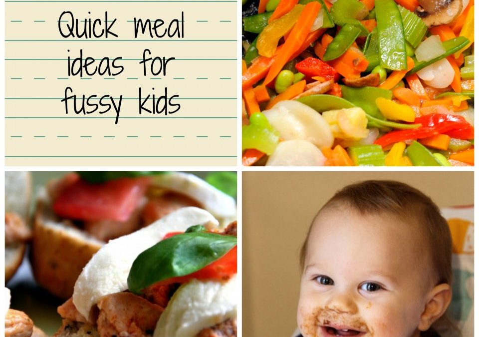 quick meals - Toddlebabes - Learn to Play - Play to Learn