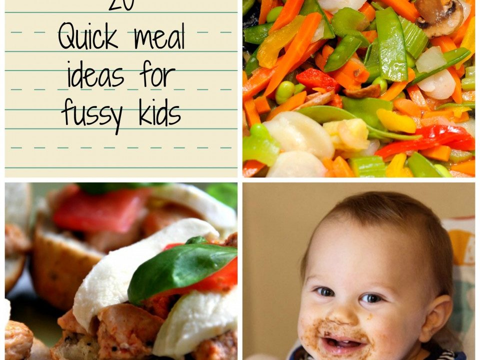 quick meals - Toddlebabes