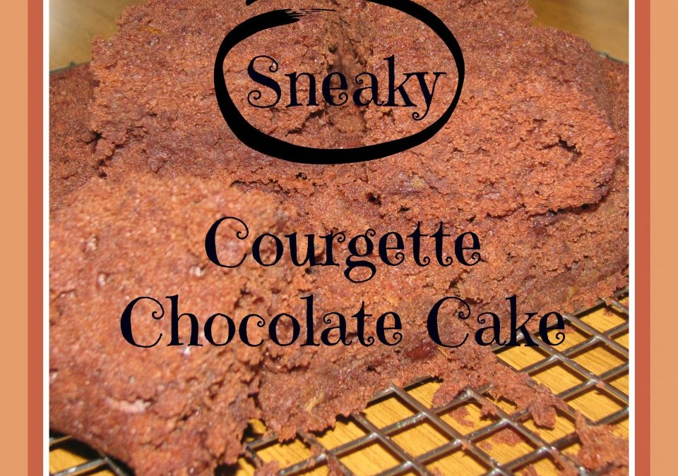Sneaky Courgette Chocolate Cake, courgette recipes, chocolate cake recipes, hidden vegetables recipes