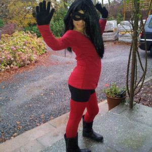 Violet from The Incredibles costume