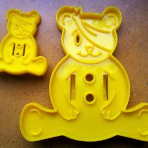 Pudsey cookie cutters, children in need