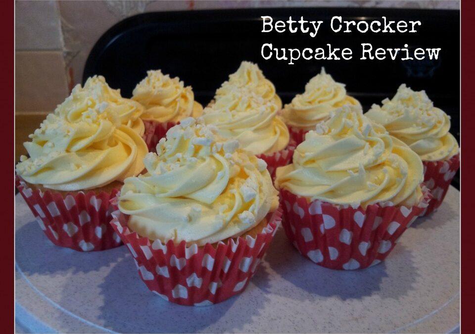 cupcake mix, betty crocker,