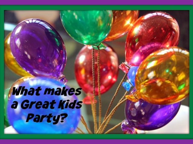 organise a party, tips for party,