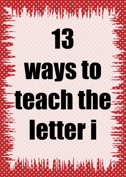 teach letter i, learn to read, letter sounds
