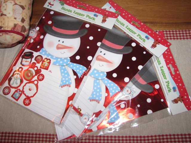 christmas list, letter to santa, father christmas letter