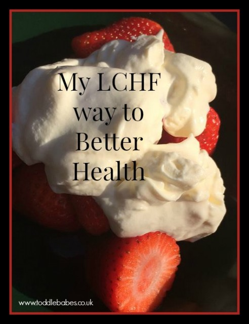 better health, banting, LCHF, low carb